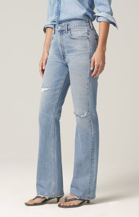 Citizens of Humanity Libby Relaxed Bootcut Jean