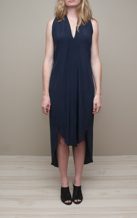 7115 by Szeki origami dress