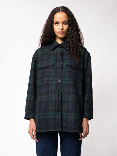 Nudie Jeans Margaret Overshirt - Multi