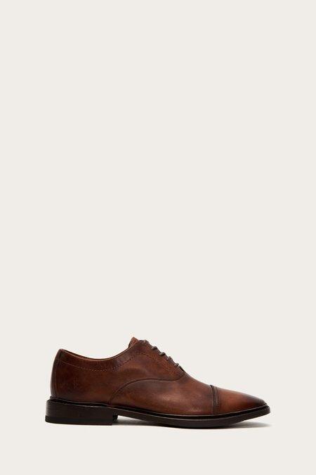 Frye Paul Bal Oxford - Cognac