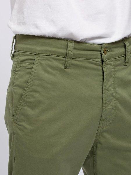 Nudie Jeans Slim Adam Chino - green
