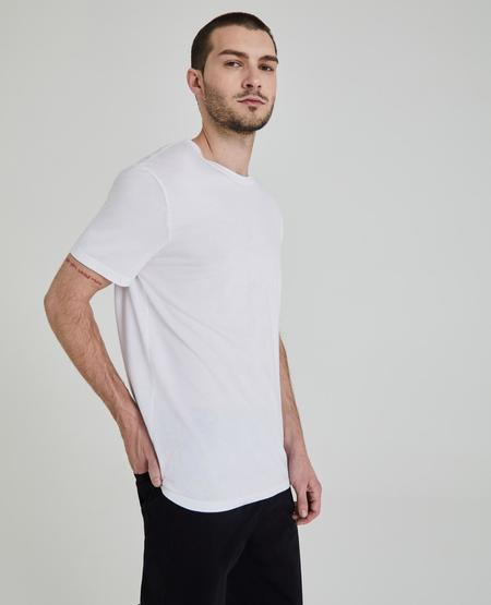 AG Jeans The Bryce Crew top - True White