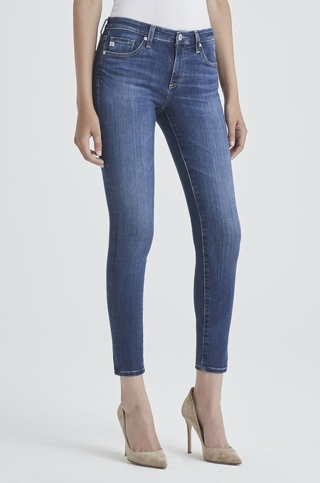 AG Jeans The Legging Ankle denim - Alteration