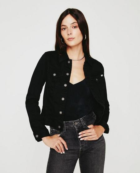 AG Jeans The Robyn Jacket - Midnight Black