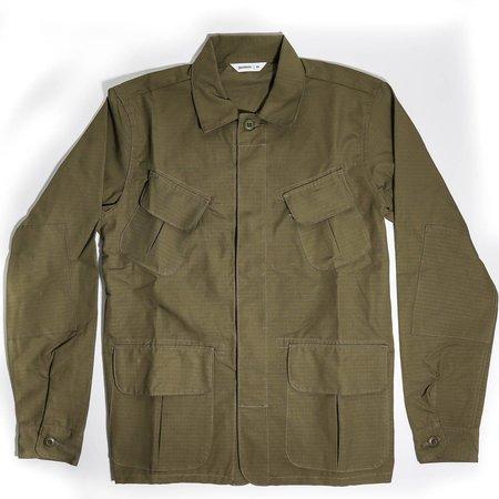 3Sixteen BDU Ripstop Jacket - Olive