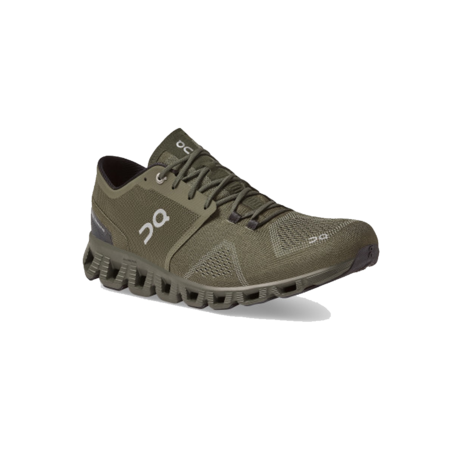 On Shoes Cloud X Men 40.99242 sneakers - Olive/Fir