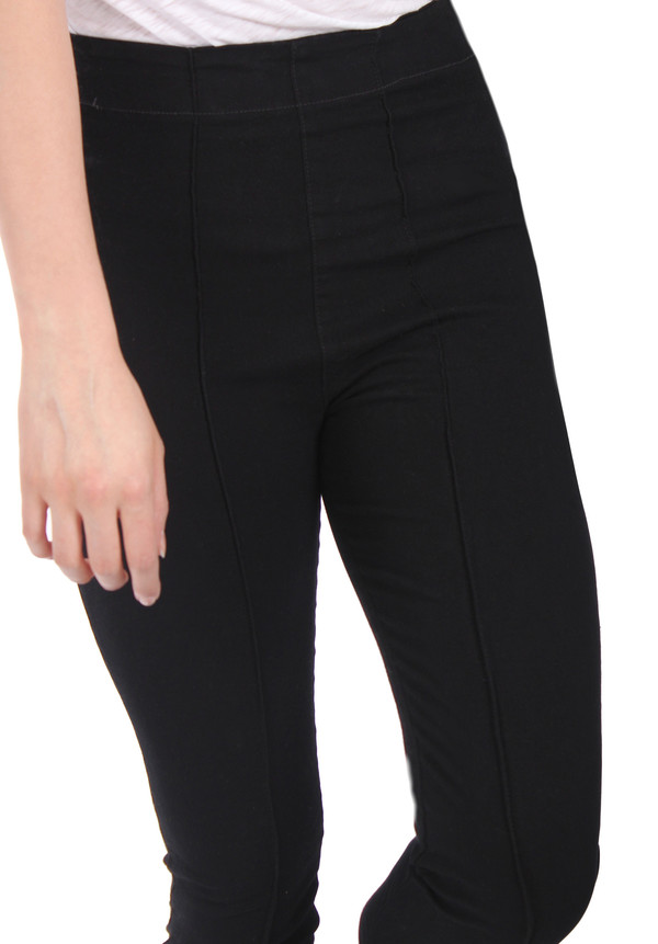Prairie Underground A/L Cigarette Legging in Black