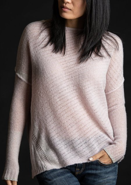 Paychi Guh Dreamy Reversible Pullover - Lavender/Mist