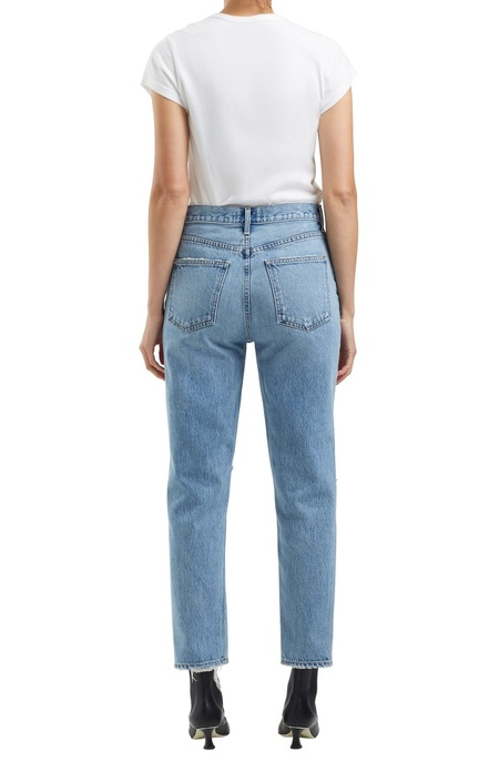Agolde Fen Relaxed Tapered Jean - Wander