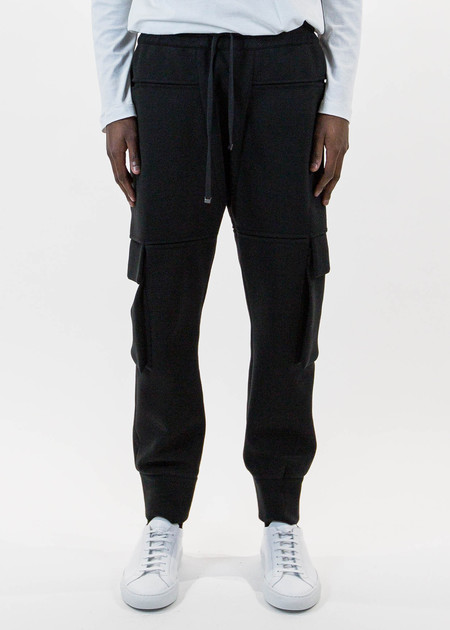 Helmut Lang Black Pocket Jogger