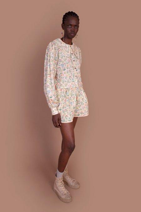 Meadows Caspia Shorts - Folk Floral