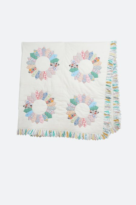 Sea NY Patchwork Quilt - multi