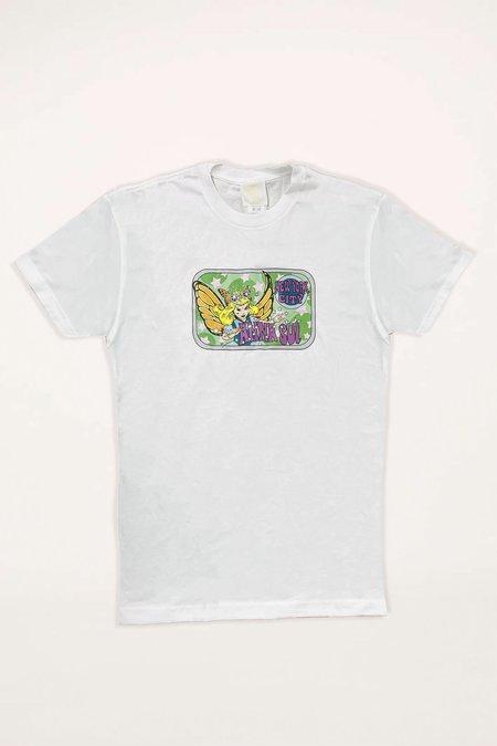 Anna Sui Fairy T-Shirt - Teal