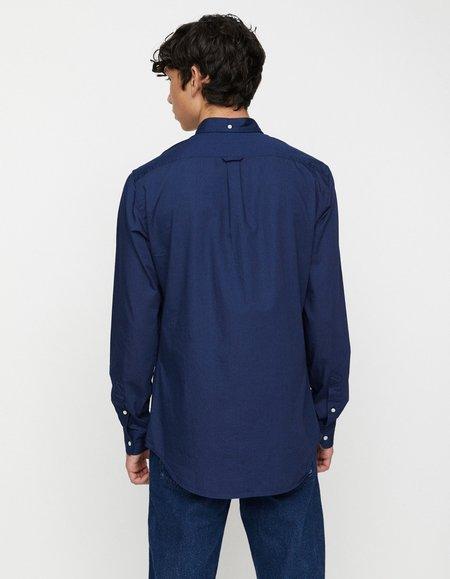 Schnayderman's BD Denim Shirt - Indigo Blue