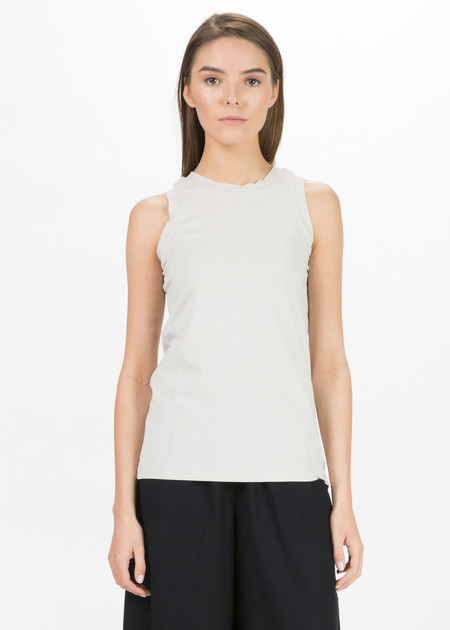 Labo.Art Crew Neck Tank Top