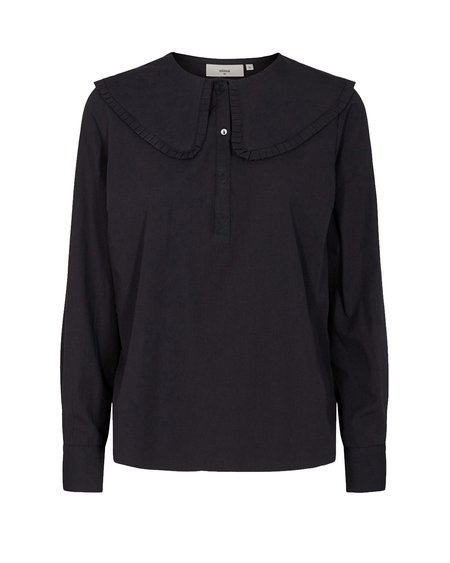 Minimum Blusa Torbina LS - Black