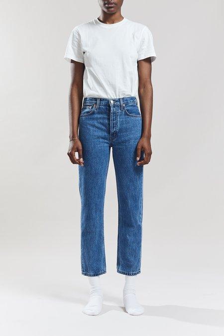 Still Here New York Tate Original Jeans - Farm Blue