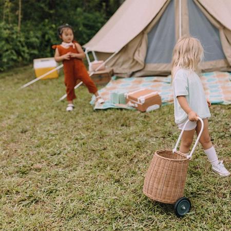 Kids Olli Ella Luggy - Natural