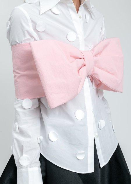 Shushu/Tong  Bow Top - Pink