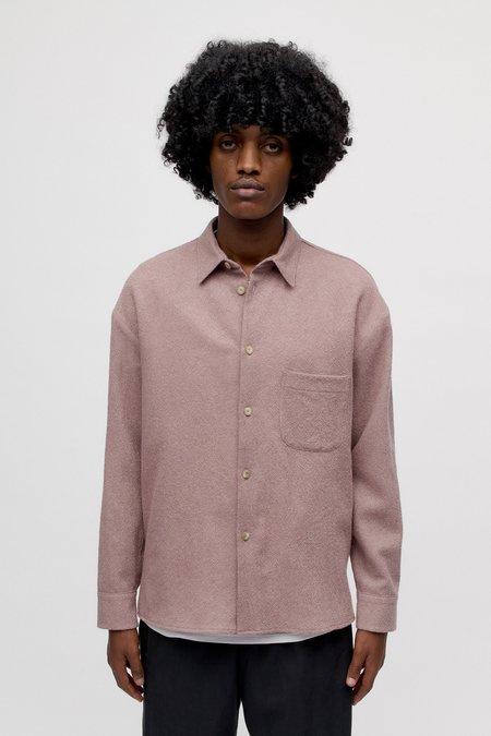 A Kind Of Guise Gusto Shirt - Rose Melange