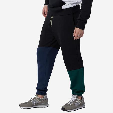 New Balance Athletics Higher Learning Fleece Pant - Nightwatch Green