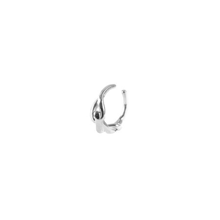 Hana kim Vine Ear Cuff - Silver