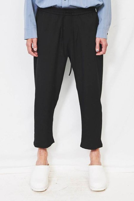 Assembly Suiting Easy Pant - Black