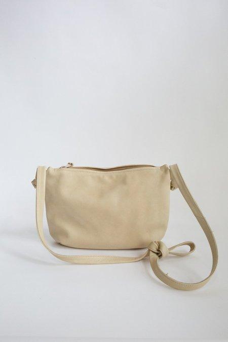 Erin Templeton TGIF Bag - Beige Leather
