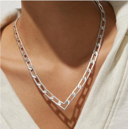 Jenny Bird Alma Chain - Silver