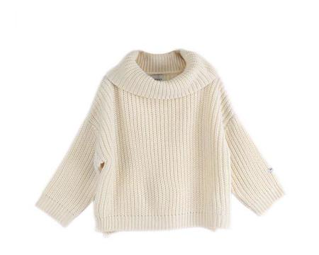 Kids Donsje Yiri Sweater - Ivory