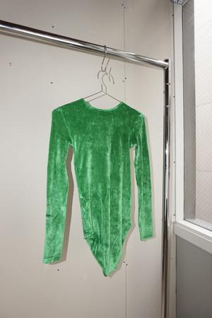 Pre-Loved Baserange Humero Body - Fawn Green