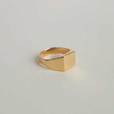 Merewif Guy Signet - Gold