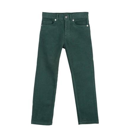 Kids bonton corduroy pants - green