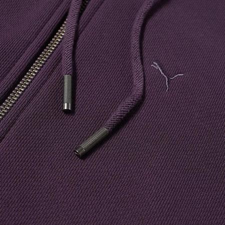Puma MMQ Fullzip Hoodie sweater - Sweet Grape