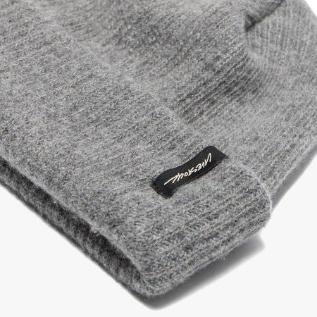 Livestock Cashmere Watch Cap - Grey