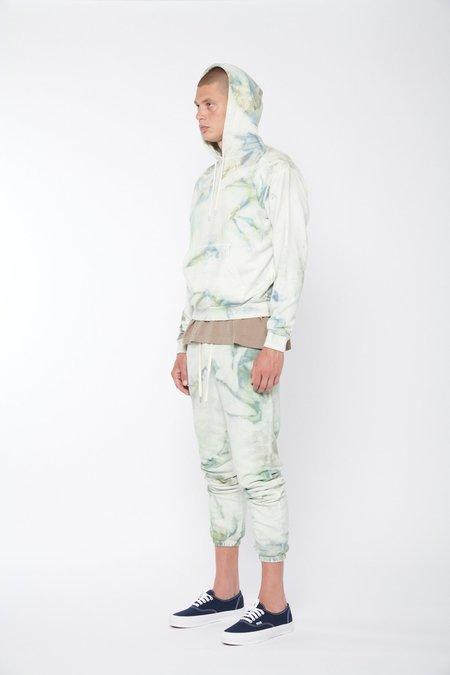 John Elliott Dyed LA Sweatpants - EARTH DYE