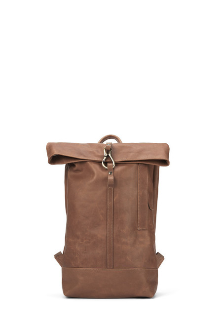 Lowell WAVERLY TAN NAPPA LEATHER