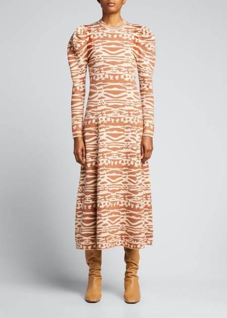 Ulla Johnson Andromeda Dress - Rose Quartz