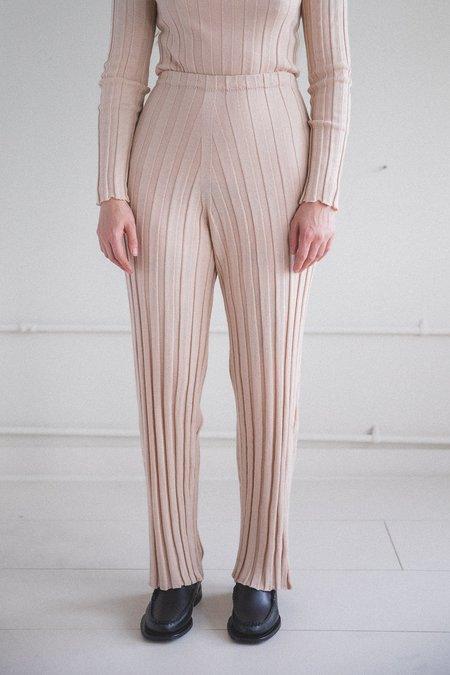 Baserange Adler Merino Wool Pants - Camel