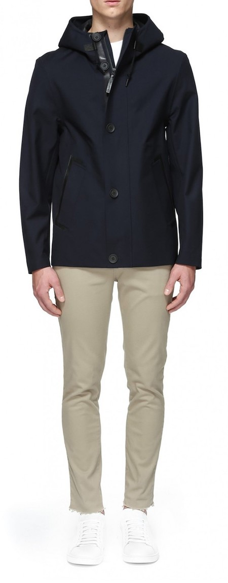 Mackage Men's Wright Short Trench