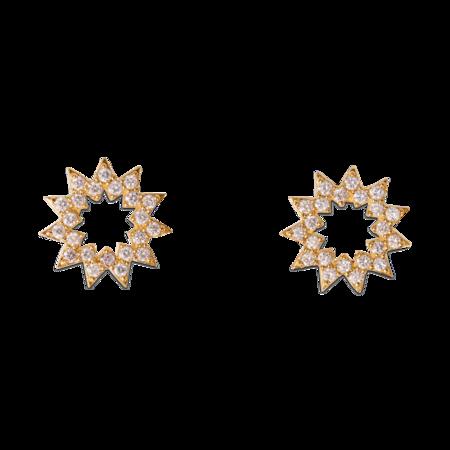 Montserrat New York The Sol Earrings