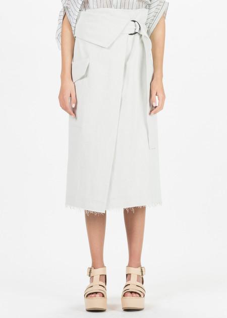 SCHAI Cargo Wrap Skirt