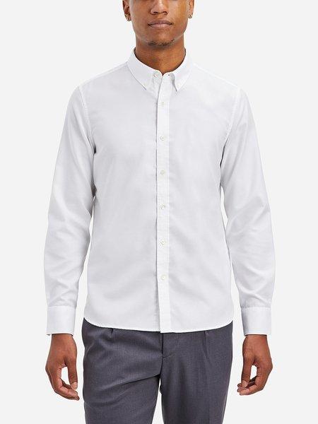 O.N.S Fulton Dobby Shirt - White