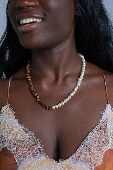 Serendipitous Project Safari Necklace