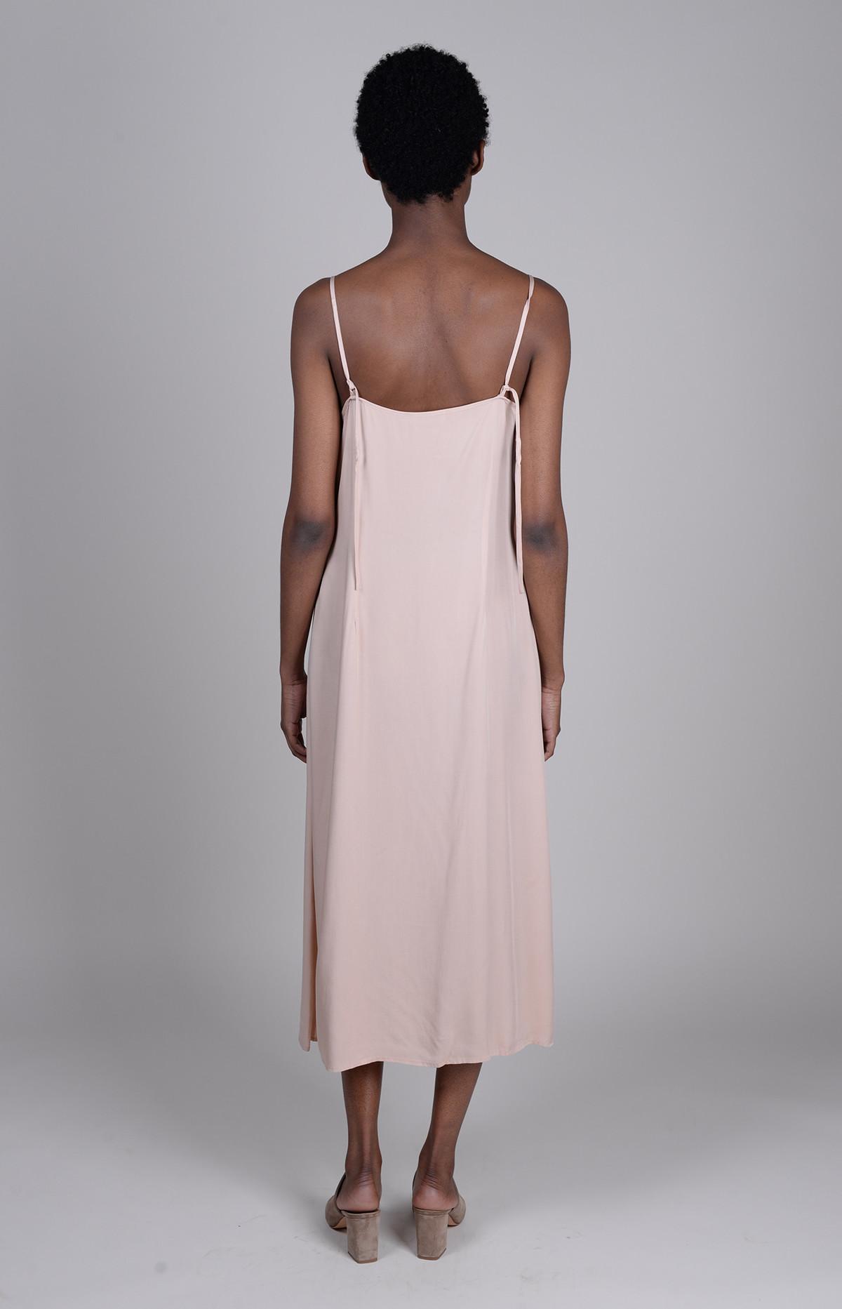 a1a55975209a Jesse Kamm The Slip Dress | Garmentory