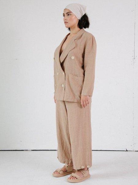 Bohème the trouser - tan