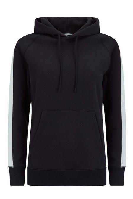 MADELEINE THOMPSON Dixie Hoodie sweater - black