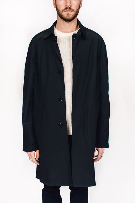 Men's YMC Mac Cotton Twill Jacket
