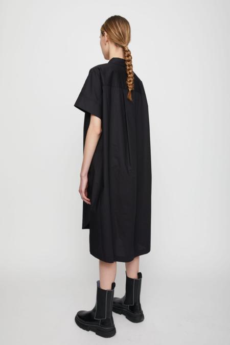 Just Female Noria Shirt Dress - Black