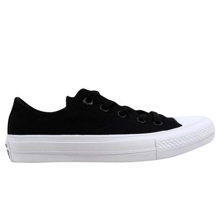 Converse Chuck Taylor II OX Shoes  - Black / White